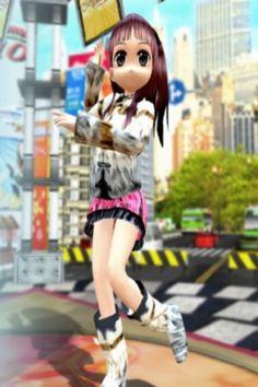 Street dance 3d iphone wallpaper