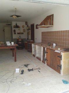 DIY Pallet Kitchen Remodeling | 99 Pallets
