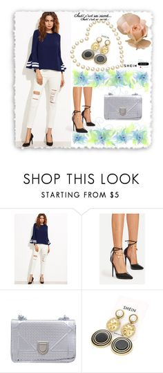 """shein contest"" by thefashion007 ❤ liked on Polyvore"