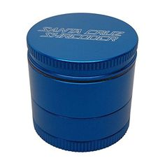 Santa Cruz Shredder 4 Piece Anodized Aluminum Grinder Mini 40mm Blue by Santa Cruz Shredder *** You can find out more details at the link of the image.