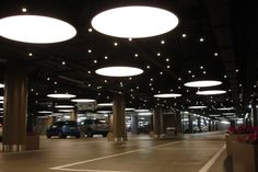 into lighting | Westfield Valet Parking