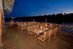 About Sukau Rainforest Lodge | National Geographic Lodges