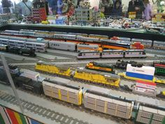 Lego Track, Lego Factory, Lego Boards, Train Engines, Rolling Stock, Lego Projects, Lego Stuff, Lego Moc, Train Layouts