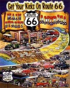 route 66 | ROUTE 66 TOUR OPERATORS
