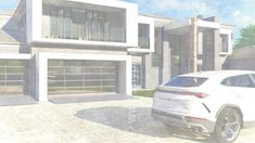 6 Bedroom House Plan - My Building Plans South Africa My Building, Building Plans, Architect Fees, 6 Bedroom House Plans, Project Dashboard, House Plans South Africa, Construction Drawings, 2nd City