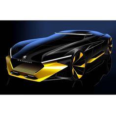 Peugeot by Almaz Zabbarov @almazzabr #cardesign #car #design #carsketch #sketch #peugeot Car Design Sketch, Car Sketch, Ford Mondeo, Automotive Design, Auto Design, Performance Cars, Transportation Design, Future Car, Car Photos