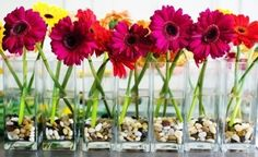 Centros de mesa econ�micos con florales