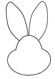 Resultado de imagen para dibujos de conejos de pascuas