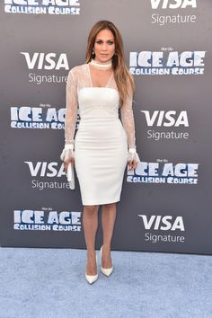 "Jennifer Lopez Photos - Actress/singer Jennifer Lopez attends the screening of ""Ice Age: Collision Course"" at Zanuck Theater at 20th Century Fox Lot on July 16, 2016 in Los Angeles, California. - Screening of 'Ice Age: Collision Course' - Arrivals"