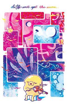 Illustrated for Doggo Zine, a multi-fandom charity zine. light card stock print - Online Store Powered by Storenvy Fin And Jake, Jake The Dogs, Samurai Jack, Old Cartoon Shows, Abenteuerzeit Mit Finn Und Jake, Marceline And Princess Bubblegum, Bubbline, Cartoon Games, Adventure Time Art