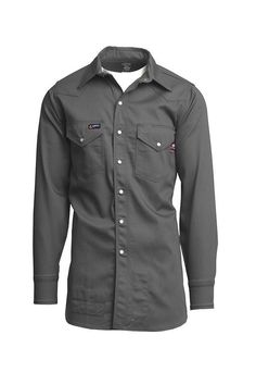 3fae29ddce34 LAPCO FR™ western shirts are a lightweight