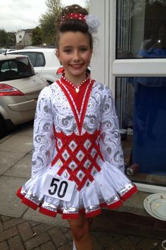 Irish Dance Solo Dress by Taylor dresses