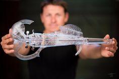 Ce violon révolutionnaire a été conçu par un Toulousain. (Photo : Thomas Tetu)