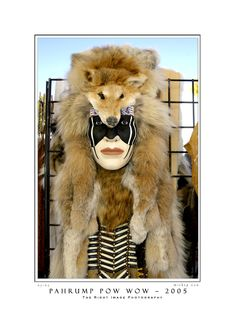 Cheyenne Dog Soldier mask