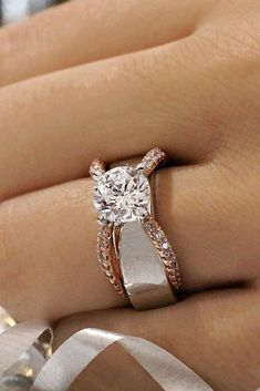 Classic Engagement Rings, Platinum Engagement Rings, Antique Engagement Rings, Engagement Ring Settings, Diamond Wedding Rings, Bridal Rings, Diamond Rings, Bridal Jewelry, Two Tone Engagement Rings