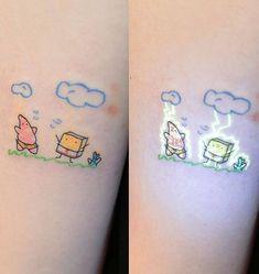 Behind The Scenes By arts_promote Uv Tattoo, Bff Tattoos, Dream Tattoos, Friend Tattoos, Mini Tattoos, Piercing Tattoo, Future Tattoos, Body Art Tattoos, Small Tattoos