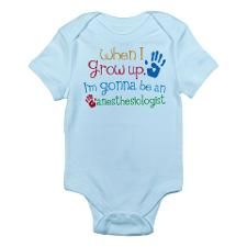 Kids Future Anesthesiologist Infant Bodysuit