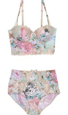 Cutest lingerie set ever