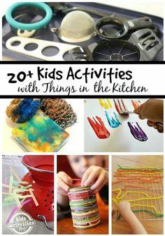 20 kids activities.