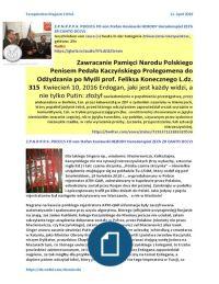 Zawracanie Pamieci Narodu Polskiego Penisem Pedala Kaczynkiego  https://gloria.tv/audio/9TLdZQZSrmm Prolegomena Do Odzydzania  Konecznego 315 http://sowa.quicksnake.at/Zniweczona-rzeczywistosc/Z-P-N-P-P-P-K-PDO315-FO-von-Stefan-Kosiewski-HERODY-Herodenspiel-ZECh-ZR-CANTO-DCCVI Erdogan Jaki Jest Kazdy Widzi https://de.scribd.com/doc/307860407/Zawracanie-Pamieci-Narodu-Polskiego-Penisem-Pedala-Kaczynkiego-Prolegomena-Do-Odzyzania-Po-Mysl-Prof-Feliksa-Konecznego-315-Erdogan-Jaki-Jest-Kazdy-W…