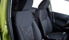 El control de ruido, vibración y dureza del Fiesta 2013 ofrece un ambiente de tranquilidad y confort. Cuenta con parabrisas laminado, una cubierta colocada debajo del cofre para disminuir el ruido del motor y con sellos mejorados en las puertas que mantienen el nivel de ruido al mínimo. #FordFiesta2013 Control, Car Seats, Vehicles, Safe Room, Motors, Stamps, Puertas, Car Seat, Vehicle