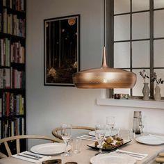 Lampenschirm Clava Dine, brushed copper | online kaufen bei desiary.de