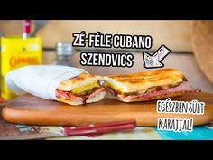 A méltán híres Cubano szendvics sült karajjal és a saját titkos szószunkkal. Mindenképpen próbáljátok ki, nem fogtok csalódni!