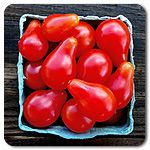 Organic Red Pear Tomato