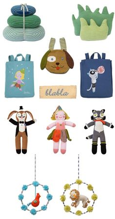 Blabla – Knitted Nostalgia. I am obsessed. Can not have kids. I will buy them all!