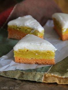 Candy Corn Sugar Cookies !