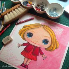 Isabelle Kessedjian: Quand je serai grande je serai ?