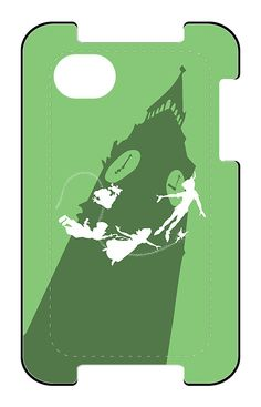 And yes - somebody get me one  please! Peter Pan iPhone Case