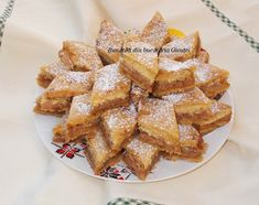 No Cook Desserts, Sweets Recipes, Cookie Recipes, Vegan Recipes, Baby Dishes, Apple Pie, French Toast, Deserts, Food And Drink