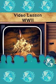 Perfect grab and go lesson for teachers! Lesson features video link, activity worksheets, note taking strategies, discussion prompts, 4 depths of knowledge questions, and project ideas all about World War II