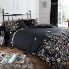 Item Specification Luxury maria floral duvet quilt cover bedding set Material Cotton Absolutely machine washable Single : with 1 pillow case Double : with 2 pillow cases King : with 2 pillow cases Super king: with 2 pillow cases Rose Duvet Cover, Green Duvet Covers, Black Duvet Cover, Bed Duvet Covers, Duvet Sets, Duvet Cover Sets, Crib Sets, Luxury Duvet Covers, Luxury Bedding