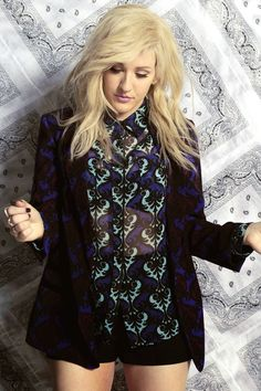 Style Icons for 2013: Ellie Goulding