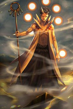 Obito Sage of the Six Paths