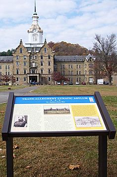 Trans-Allegheny Lunatic Asylum in West Virginia it is open for normal tours & 4 floors tour, haunted house tours around halloween time, and paranormal tours