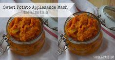 Sweet Potato Applesauce Mash | stupideasypaleo.com