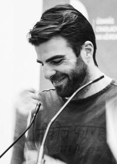 Zachary Quinto, your face is just amazing... /.^ ♥♥♥