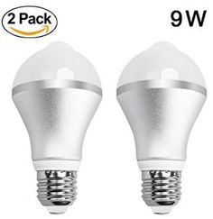 Aukora 9W Motion Activated LED Bulb
