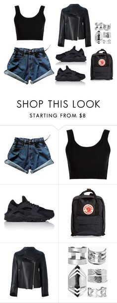"""Casual"" by sofijark ❤ liked on Polyvore featuring Calvin Klein Collection, NIKE, Fjällräven, Sylvie Schimmel and Boohoo"