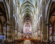 Notre-Dame de l'Epine by Vincent_Zenon #architecture #building #architexture #city #buildings #skyscraper #urban #design #minimal #cities #town #street #art #arts #architecturelovers #abstract #photooftheday #amazing #picoftheday