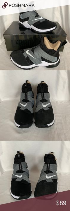 d827942d7b5e NEW Lebron James Soldier XII 12 Lebron James Soldier XII 12 sz 9 New with  box