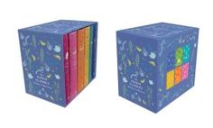 The Puffin Classics Deluxe Collection by Frances Hodgson Burnett and Lucy Maud Montgomery