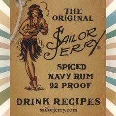 Sailor Jerry Drink Recipes