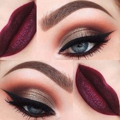 Vampy lips