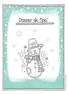 Fashionhome - home French Christmas, Noel Christmas, Little Christmas, Christmas Crafts, Christmas Activities, Christmas Printables, Activities For Kids, Kids Daycare, Theme Noel