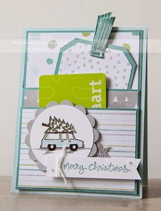 Stampin' Up! Demonstratrice Janneke : Stampin' Up! - Merry Christmas