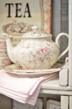 Weekend Tea is being served                                                                                                                                                      More